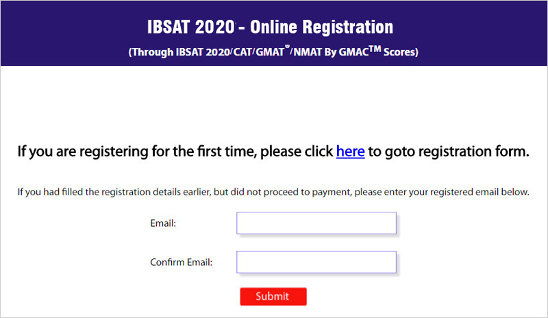 ibsat registration