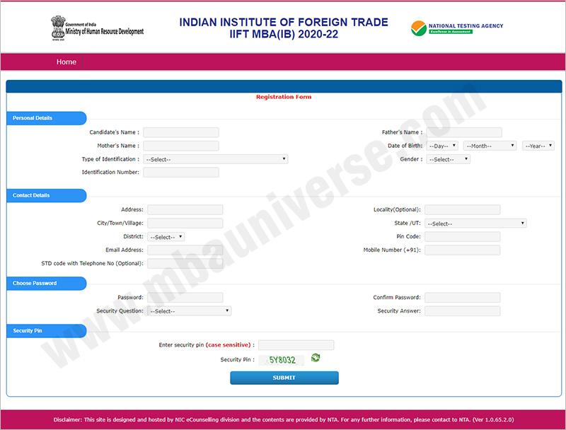 iift registration