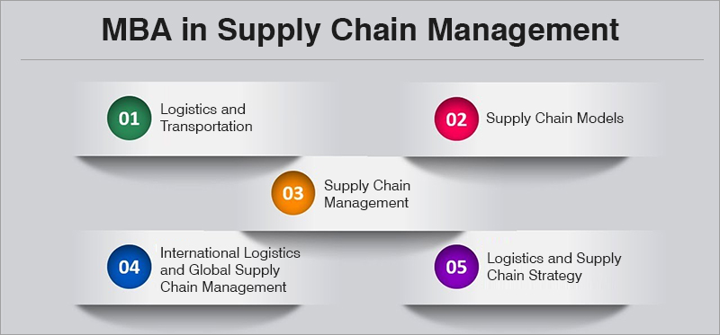 MBA in Supply Chain