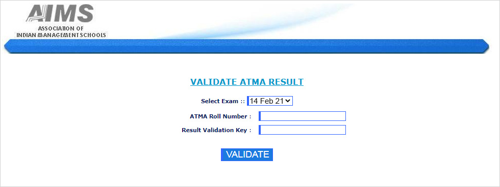 atma result